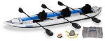 Sea Eagle 465ft FastTrack Pro Kayak Package 465FTK_P