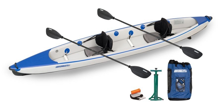 Sea Eagle 473rl Razorlite Inflatable Kayak All Drop Stitch