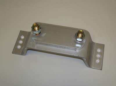 Trailex Spare Carrier for 8 inch and 12 inch 4 Hole Wheel. Not sold separately. Must ship with a Trailex Trailer 5-215