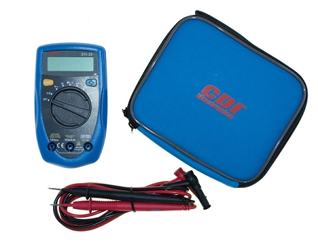 CDI Electronics CDI Multimeter - Volts, Ohms 511-33