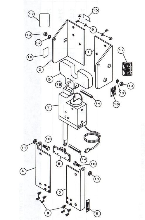 Cmc Pt 35 Tilt And Trim 52100 Replacement Parts
