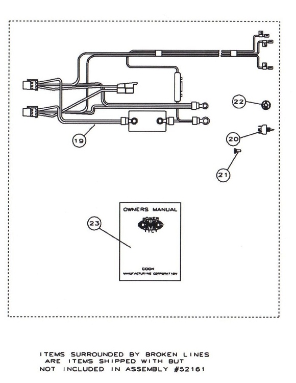 52100 R cmc pt 35 tilt and trim 52100 replacement parts cmc tilt and trim wiring diagram at edmiracle.co