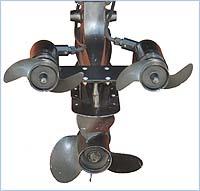 Marinetech navigator 110 electric boat motor 110lb thrust for Electric trolling motor for pontoon