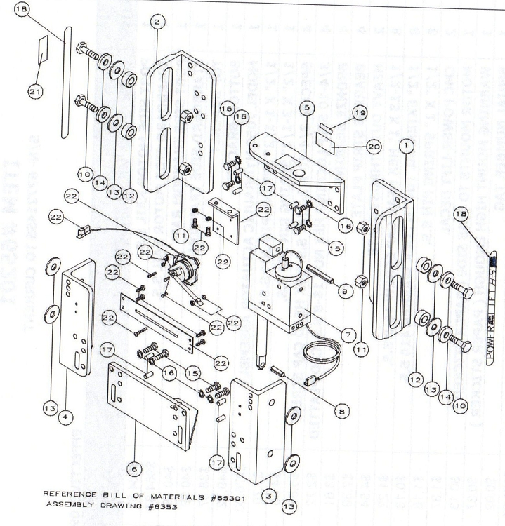 cmc tilt and trim wiring diagram