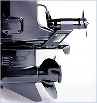 Marinetech Navigator 35 Electric Boat Motor 35 Lb Thrust