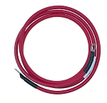 CDI Electronics Cable, Battery 6 Ft Red 941-0606-R