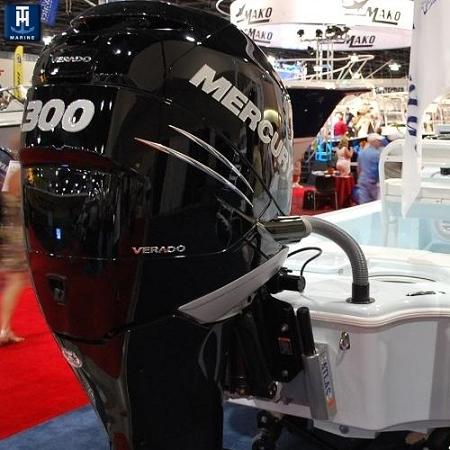 TH Marine ATLAS Hydraulic Jack Plate - 10