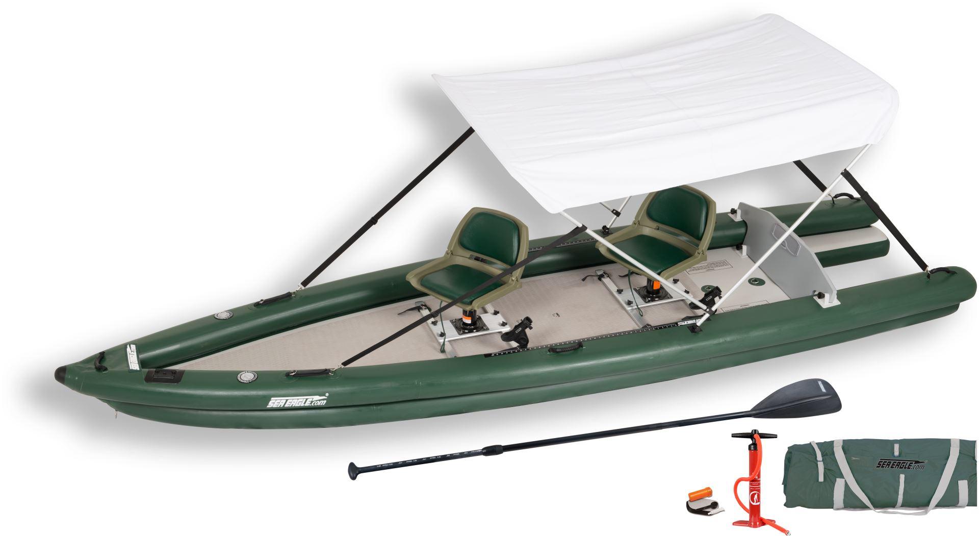 Sea Eagle Inflatable Fishskiff 16 Fishing Boat