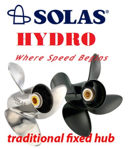 Solas Hydro S/S Propellers