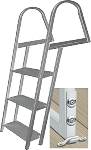 JIF Marine ASE 3-STEP LADDER W/ MOUNTING HARDWARE