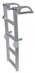 JIF Marine ASL Folding Pontoon Ladder 14160