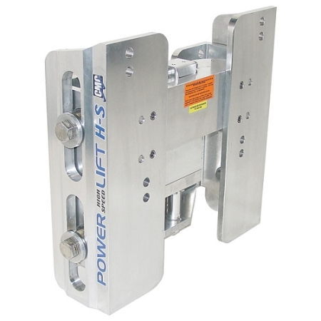 """Marine//Boat CMC Static Setback Outboard Jack Plate with 2-1//2/"""" Setback"""