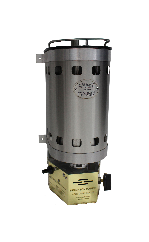 Sig Marine Cozy Cabin Propane Heater Bulkhead Sig 10000