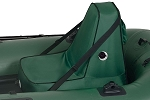 Sea Eagle Deluxe Fishing Seat - Green  (Not sold separately. Must ship at the same time with a Sea Eagle Boat)