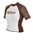 Exceed Enrage S/S W673 Womens Rash Guards
