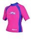 Exceed Evasive S/S Remix W873R Womens Rash Guards