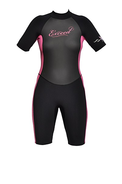 Exceed Evolution Remix W876 Ladies Wetsuit
