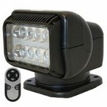 Golight Model 20514(black) with Programmable Wireless Remote