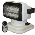 Golight Model 79004 (white) with Programmable Wireless Remote