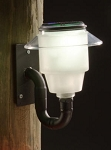 Hanging Wall Solar Lamp CLW1206 (Pair)