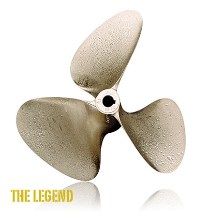 OJ Legend 3 Blade Propeller, 14