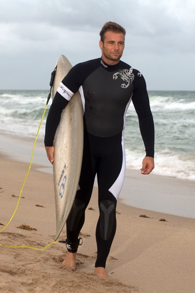 Exceed Execute 3 2mm W878 Mens Wetsuit