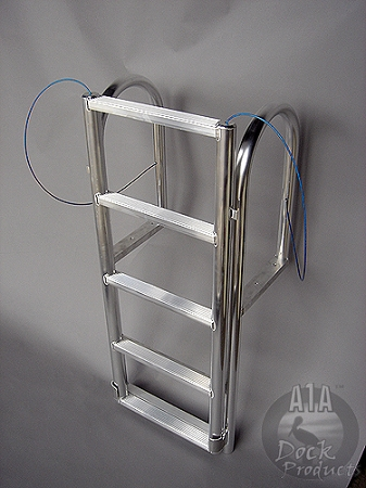 A1A 5 step Lift Ladder 2