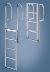 International Dock 3 Step Original Lifting Ladder 2