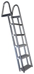 Bearcat Aluminum Angled Dock Swim Ladders Model 75