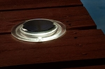 Nearly Flush Mount Solar Light FM1203