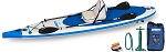 Sea Eagle NeedleNose 126 Deluxe Package Stand Up Paddleboard SUP