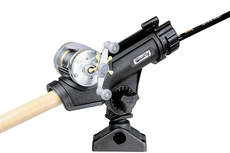 Sea Eagle Scotty Power Lock Rod Holder. Not sold separately. Must ship with a Sea Eagle Boat