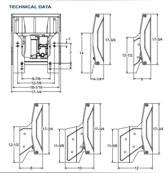 sea star tech info seastar detwiler all in one hydraulic jack plates d4000 series atlas jack plate gauge wiring diagram at aneh.co