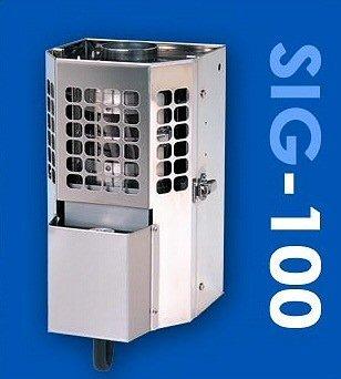 Sig Marine 100 Diesel Bulkhead Cabin Heater