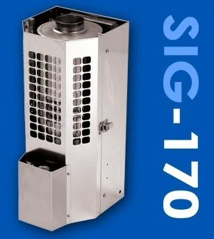 Sig Marine 170 Diesel Bulkhead Cabin Heater