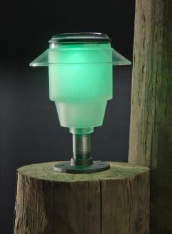 Simple glow solar post lamp light cl1205 solar post lamp light model cl1205 mozeypictures Gallery