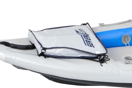Sea Eagle Stow Bag (Small) for Kayaks. Not sold separately. Must ship with a Sea Eagle Boat