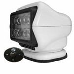 Golight Stryker Model 30204 (white) Hard Wired Dash Mount Remote