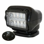 Golight Stryker Model 30214 (black) Hard Wired Dash Mount Remote
