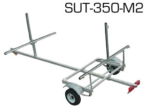 Trailex SUT-350-M2 Multiple Light Duty Trailer Oversize Call for Freight Quote