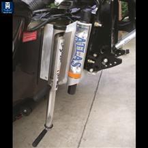 Th Marine Twist Step Emergency Jack Plate Ladder Ebl 2 Dp