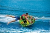 WOW Thriller 1 Person Inflatable Towable 18-1000