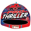 WOW Super Thriller 3 person Inflatable Towable 18-1020