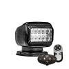 Golight Model 20574GT Permanent (black) with Programmable Wireless Remote and Wireless Dash Mount