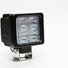 Golight GXL LED WORK LIGHT SERIES FIXED MOUNT FLOOD LIGHT - BLACK 4021