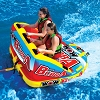 WOW Big Bubba HI-VIS 2 Person Inflatable Towable 17-1050