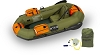 NEW The Sea Eagle PackFish7™  One Person Inflatable Fishing Boat