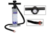 PUMPRAV04 Dual Action Auto Two Stage Pump w/ Pressure Gauge