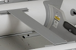 Sea Eagle Aluminum Bench for Sport Runabouts  (Not sold separately. Must ship at the same time with a Sea Eagle Boat)