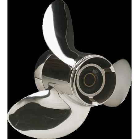 "Volvo Penta Propeller - SX Drives, 14 1/4"" Diameter, 3 Blade (Stainless Steel)"